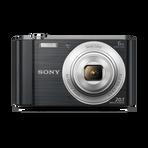 W810 Digital Compact Camera with 6x Optical Zoom (Black), , hi-res
