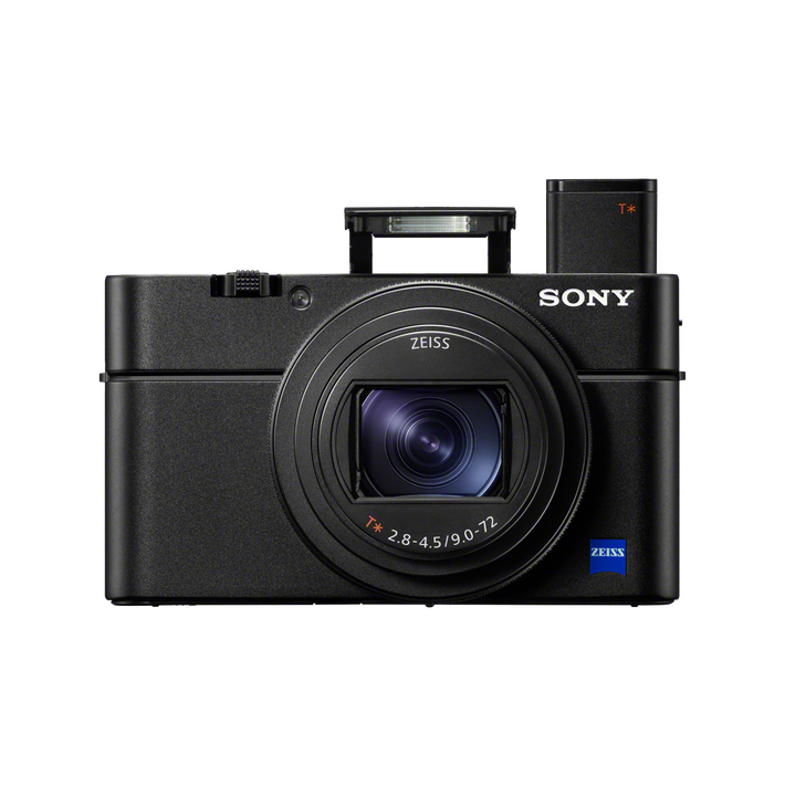 RX100 VI Broad Zoom Range and Super-fast AF Camera, , product-image