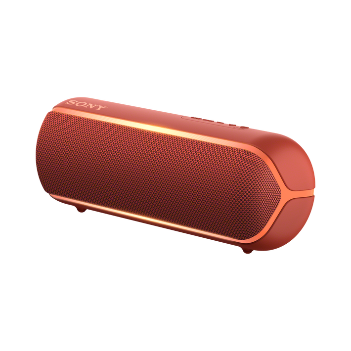 XB22 EXTRA BASS Portable BLUETOOTH Speaker (Red), , product-image