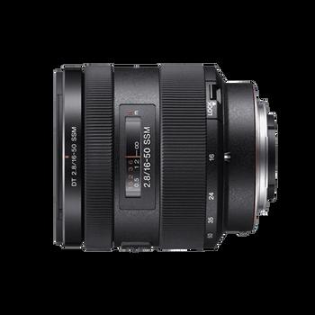 A-Mount DT 16-50mm F2.8 SSM Lens, , hi-res