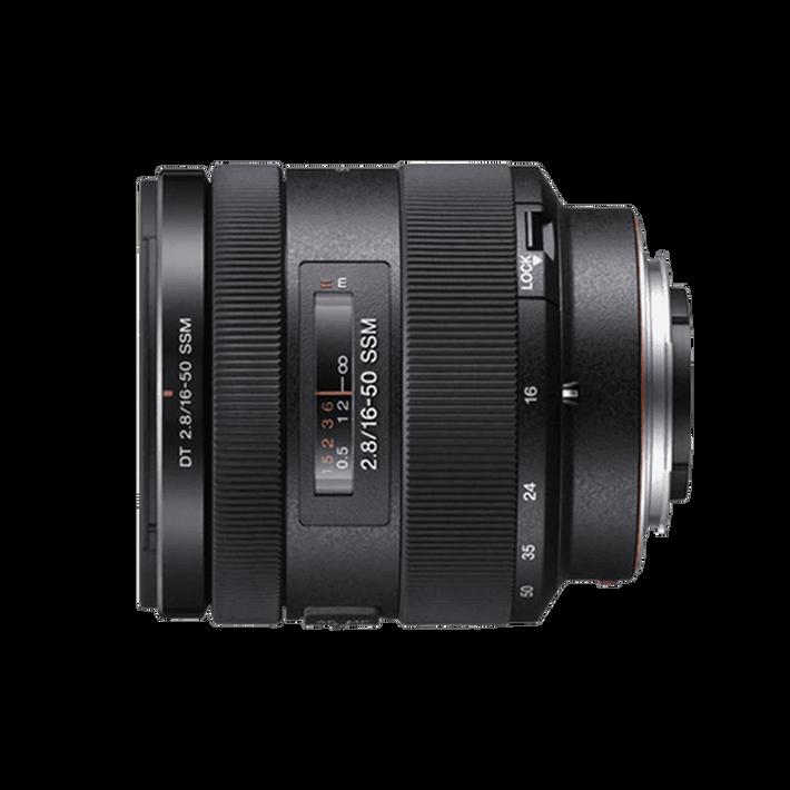 A-Mount DT 16-50mm F2.8 SSM Lens, , product-image
