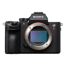 a7R III Digital E-Mount Camera with 35mm Full Frame Sensor