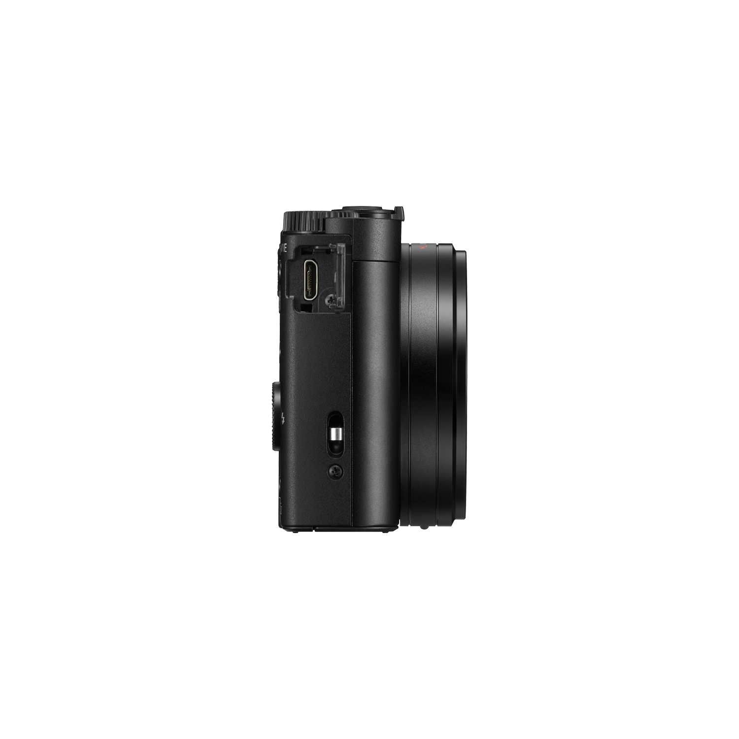 WX800 Compact High-zoom Camera with 4K Recording, , product-image