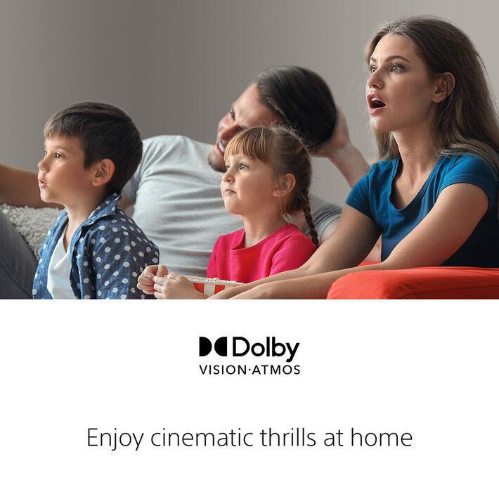 "75"" X85J | 4K Ultra HD | High Dynamic Range (HDR) | Smart TV (Google TV), , product-image"