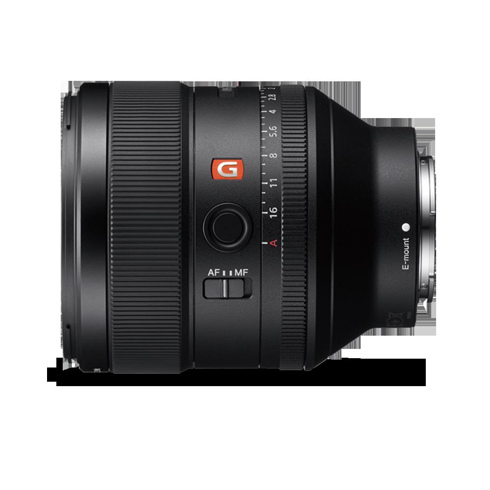 Full Frame E-Mount FE 85mm F1.4 G Master Lens, , product-image