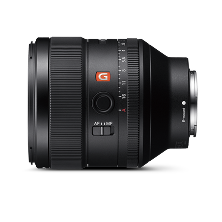 Full Frame E-Mount FE 85mm F1.4 G Master Lens, , hi-res