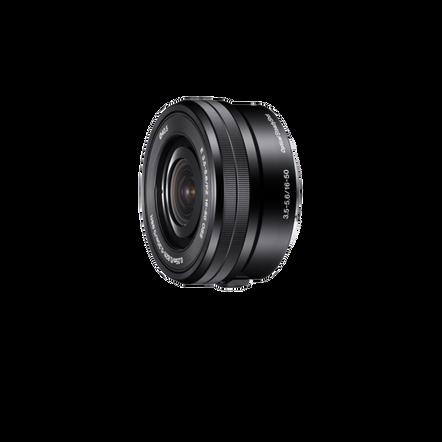 Alpha 6000 Digital E-Mount Camera (Black) with 16-50mm Len, , hi-res