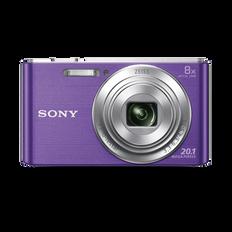 W830 Digital Compact Camera with 8x Optical Zoom (Purple)