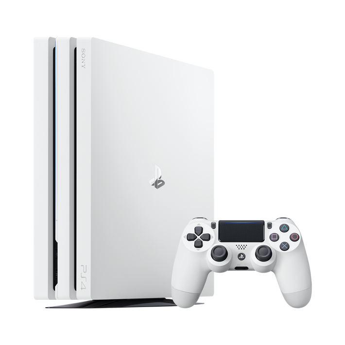 PlayStation4 Pro 1TB Console (White), , product-image