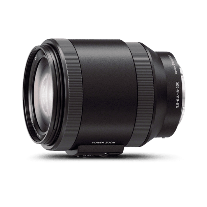 E-Mount PZ 18-200mm F3.5-6.3 OSS Lens, , product-image