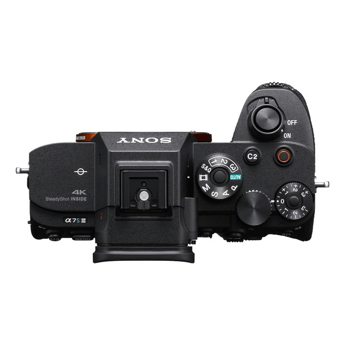 Alpha 7S III E-Mount Camera with Full Frame Sensor (Body Only), , product-image