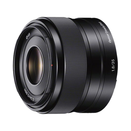 APS-C E-Mount 35mm F1.8 OSS Lens, , hi-res