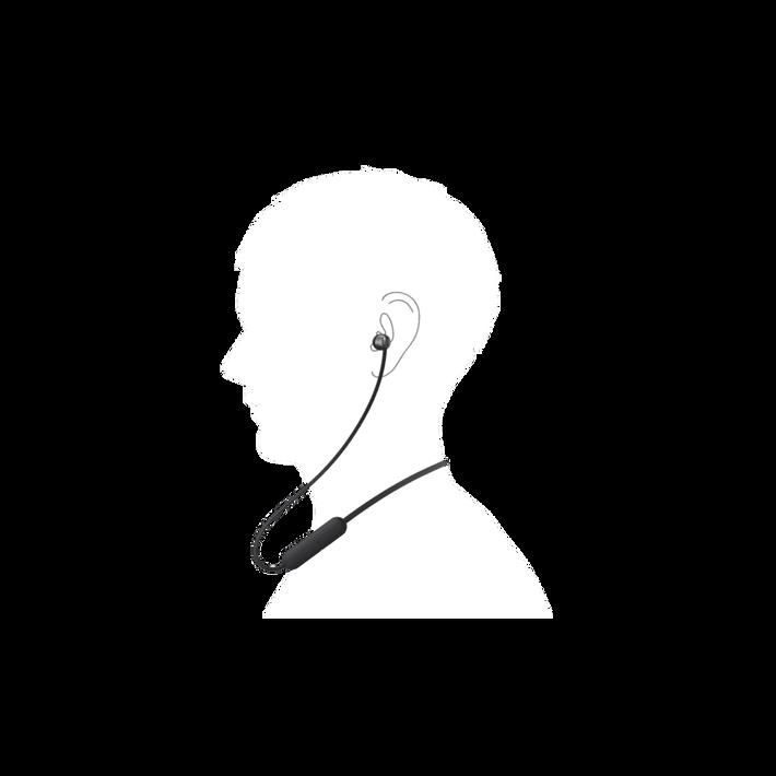 WI-C310 Wireless In-ear Headphones (Black), , product-image