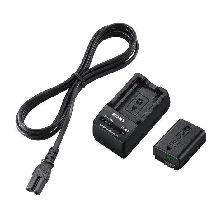 ACC-TRW W Series Charger and Battery Kit , , product-image