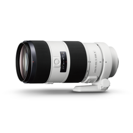 A-Mount 70-200mm F2.8 G SSM II Lens