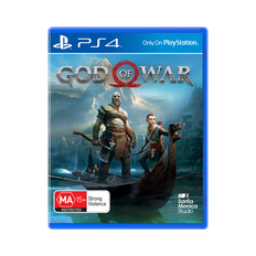 PlayStation4 God of War