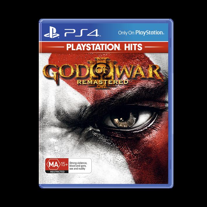 PlayStation4 God of War 3 (PlayStation Hits), , product-image