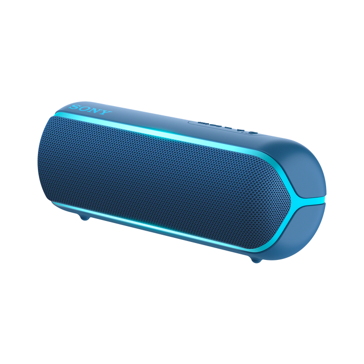 XB22 EXTRA BASS Portable BLUETOOTH Speaker (Blue), , product-image