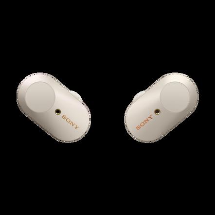 WF-1000XM3 Wireless Noise Cancelling Headphones (Platinum Silver), , hi-res
