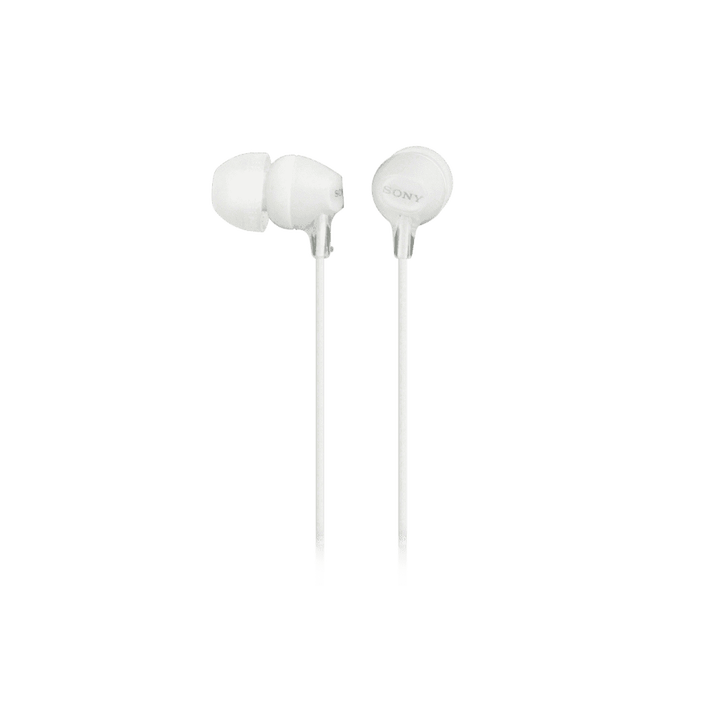 In-Ear Lightweight Headphones (White), , product-image