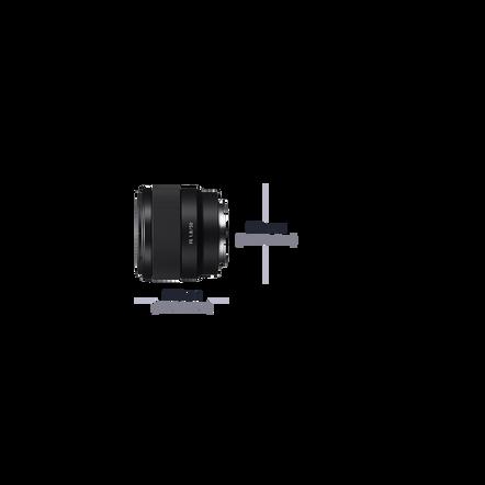 Full Frame E-Mount 50mm F1.8 Lens, , hi-res