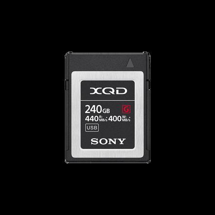 XQD G Series Memory Card 240GB, , hi-res