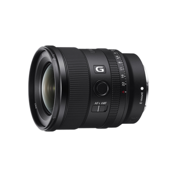 Full Frame E-Mount FE20mm F1.8 Wide Angle G Lens, , hi-res