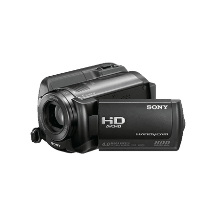 80GB Hard Disk Drive Full HD Camcorder, , hi-res