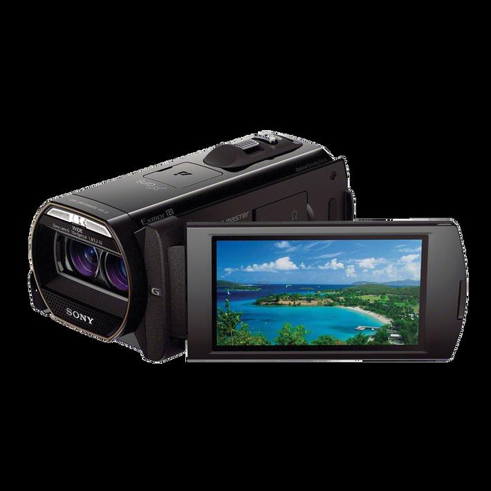 TD30 3D Flash Memory HD Handycam, , product-image