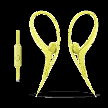 AS210AP Sport In-ear Headphones (Yellow), , hi-res
