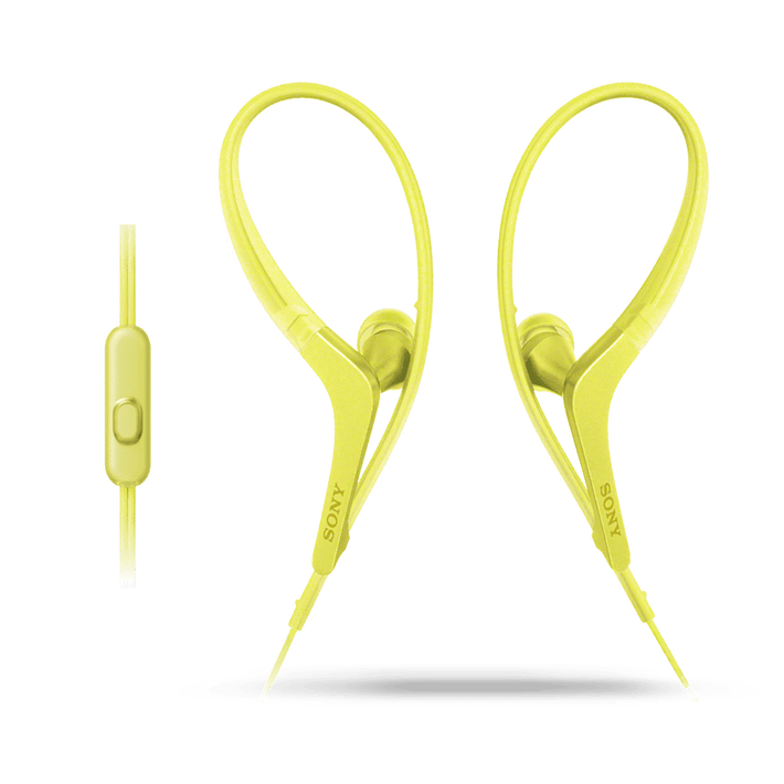 AS210AP Sport In-ear Headphones (Yellow), , product-image
