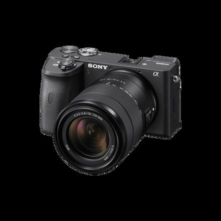 Alpha 6600 Premium E-mount APS-C Camera with 18-135mm Zoom Lens , , hi-res