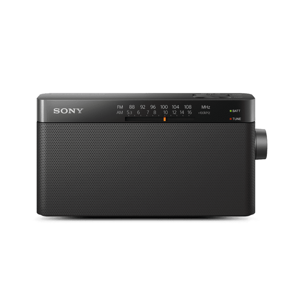 Portable Radio with Built-in Carrying Handle, , product-image