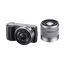 Body with SEL16F28 and SEL1855 Lenses (Black)