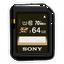64GB UHS-I Class 10 SDXC/SDHC memory card SF-UY2 Series