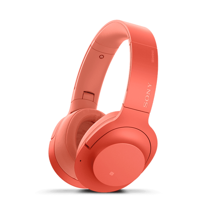h.ear on 2 Wireless Noise Cancelling Headphones (Twilight Red), , hi-res