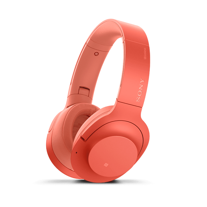 h.ear on 2 Wireless Noise Cancelling Headphones (Twilight Red), , product-image