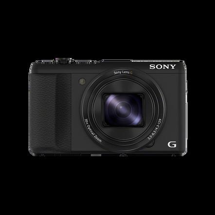 20.4 Megapixel H Series 30X Optical Zoom Cyber-shot Compact Camera (Black), , hi-res