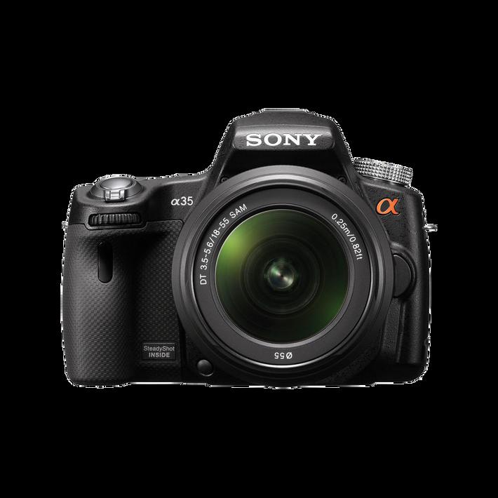 Digital SLT 16.2 Mega Pixel Camera with SAL1855 Lens, , product-image