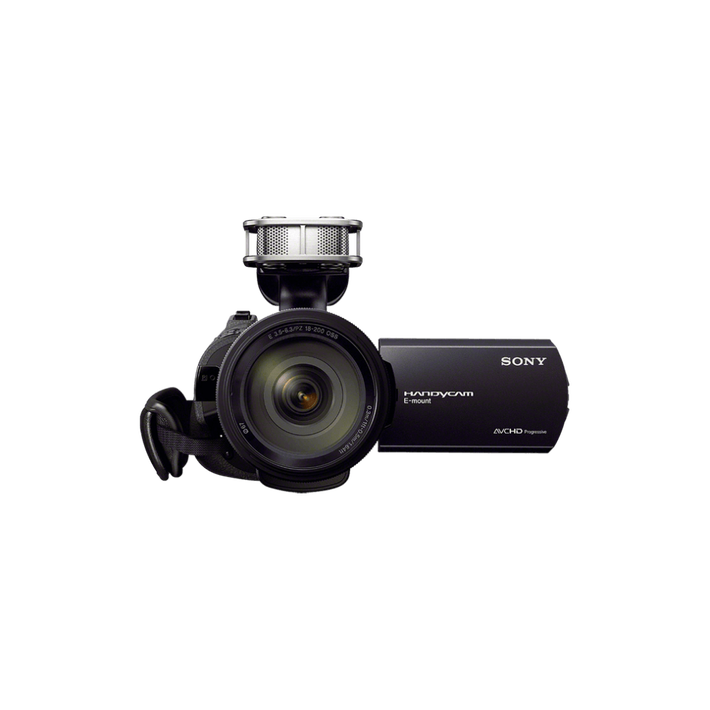 VG30 Interchangeable-Lens Handycam, , product-image