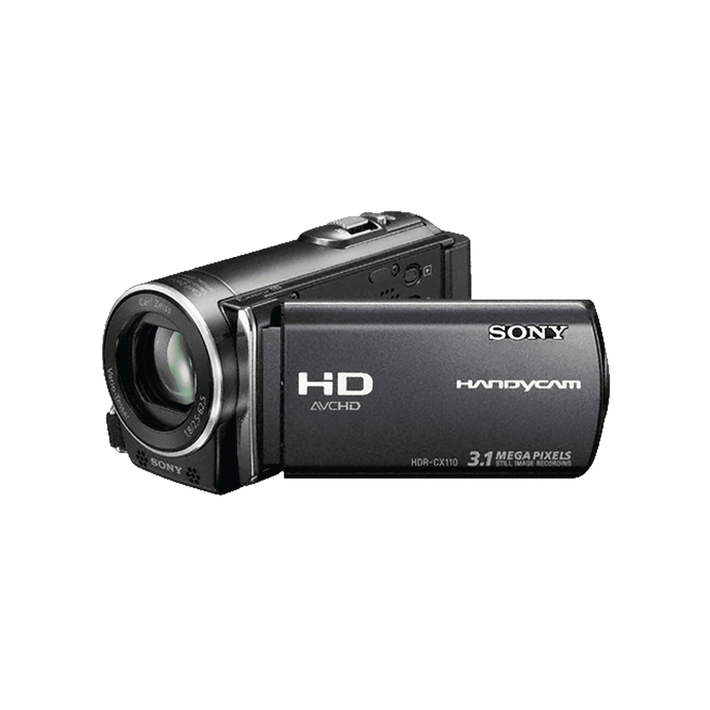 HD Handycam Camcorder (Black), , product-image