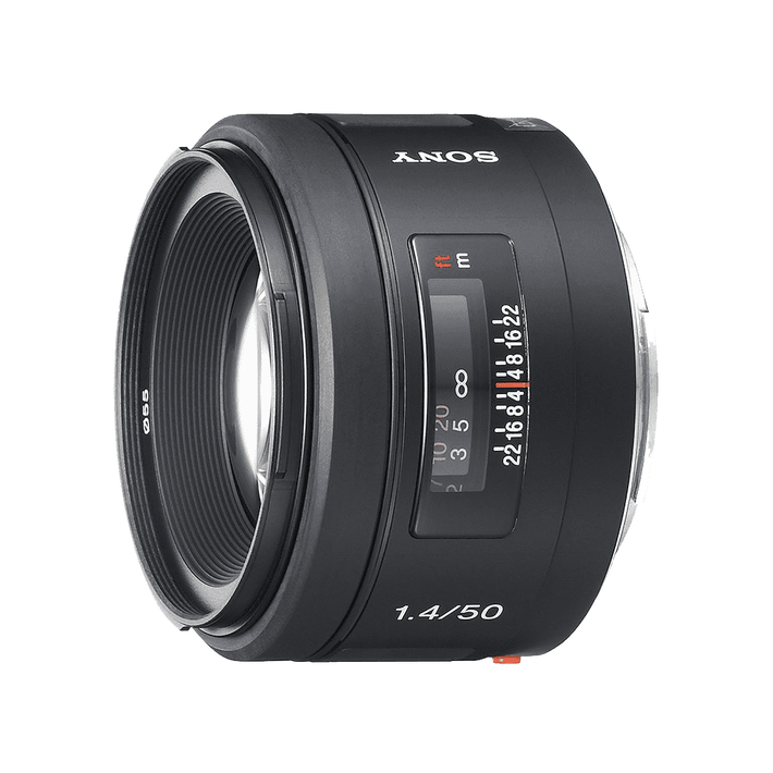 A-Mount 50mm F1.4 Lens, , product-image