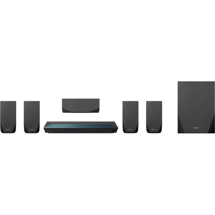 Blu-ray Home Cinema System with Bluetooth
