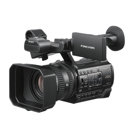 HXR-NX200 Compact Professional Camcorder, , hi-res
