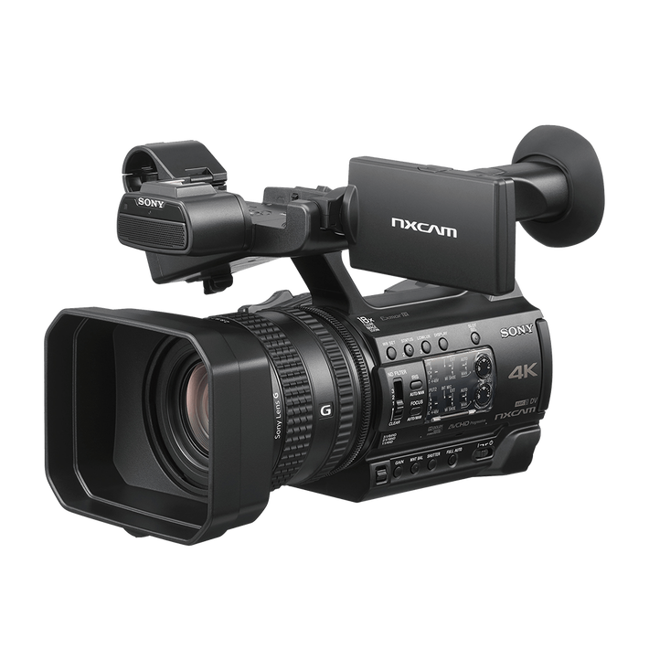 HXR-NX200 Compact Professional Camcorder, , product-image