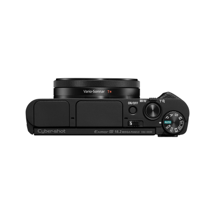 HX99 Compact Camera with 24-720mm zoom