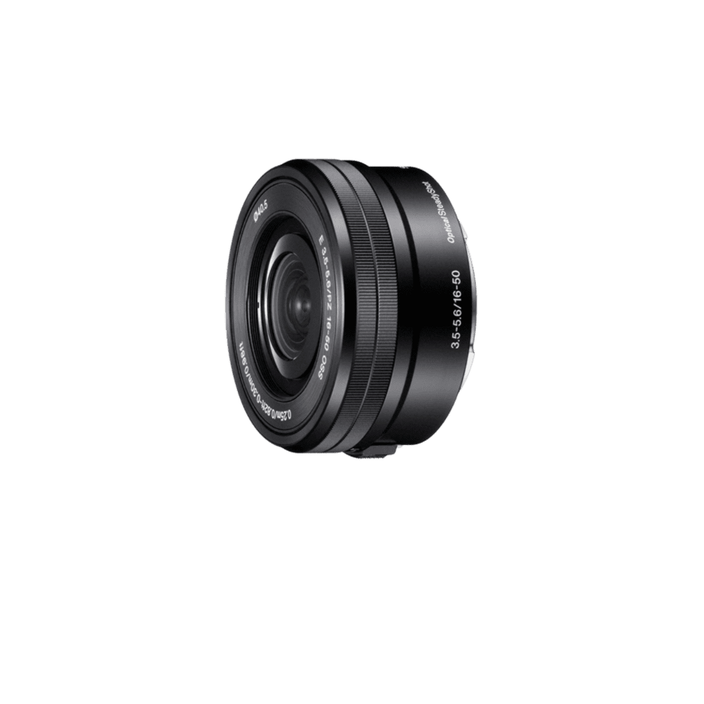 Alpha 6000 Digital E-Mount Camera (Black) with 16-50mm Lens, , product-image