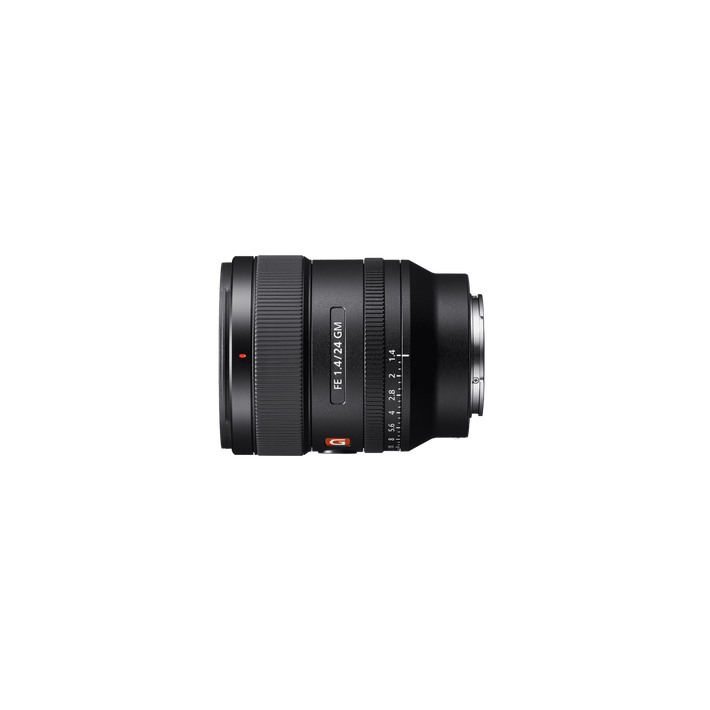 Full Frame E-Mount 24mm F1.4 G-Master Lens, , product-image