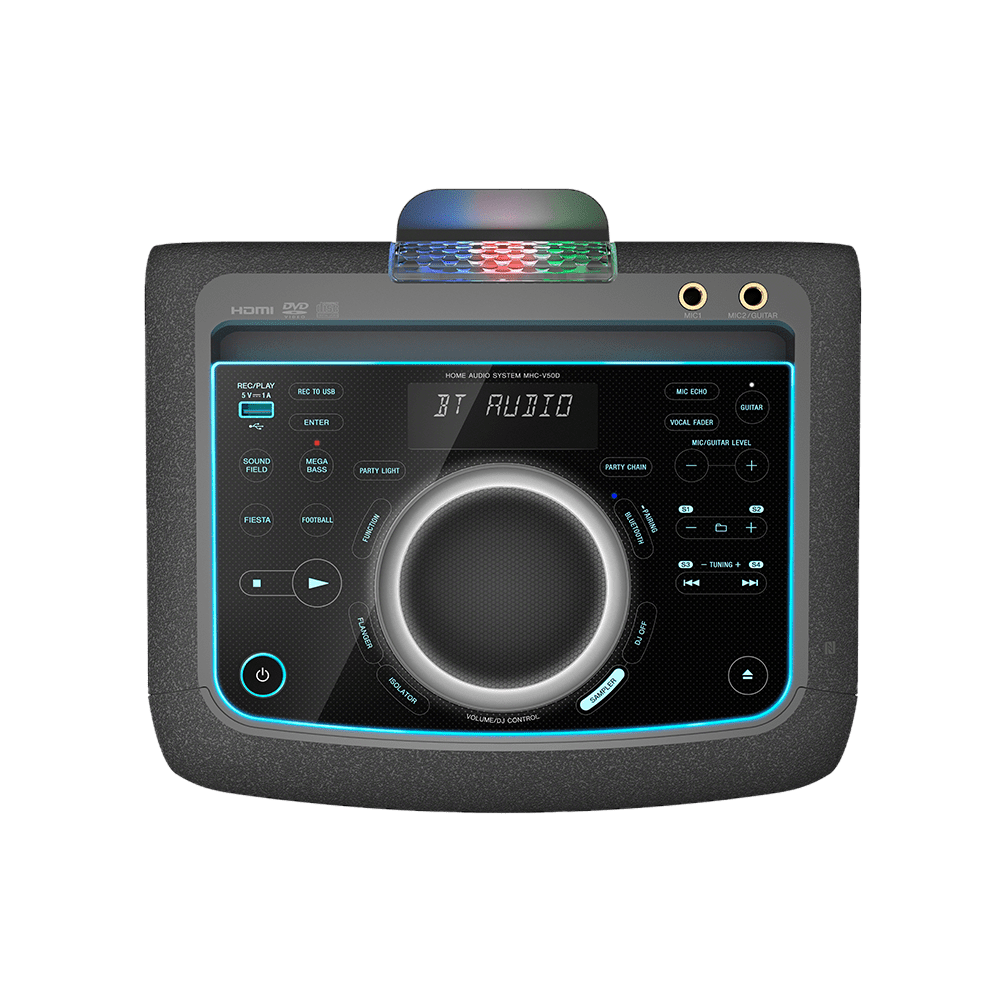 High Power Home Audio System with Bluetooth Technology, , product-image