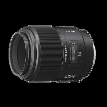 A-Mount 100mm F2.8 Macro Lens, , hi-res